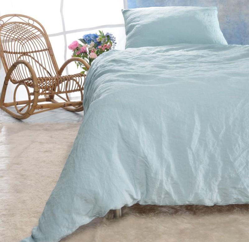 Leinen Bettwäsche Set Sintra 100% Leinen viele Farben